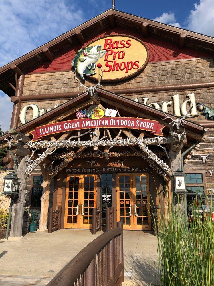 Bass Pro Shops: 1000 Bass Pro Shops Dr, East Peoria, IL