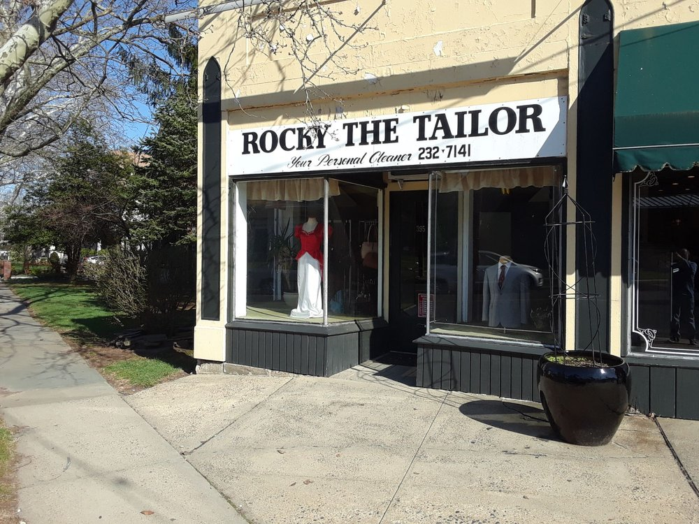 Rocky the Tailor: 397 Cumberland St, Westfield, NJ