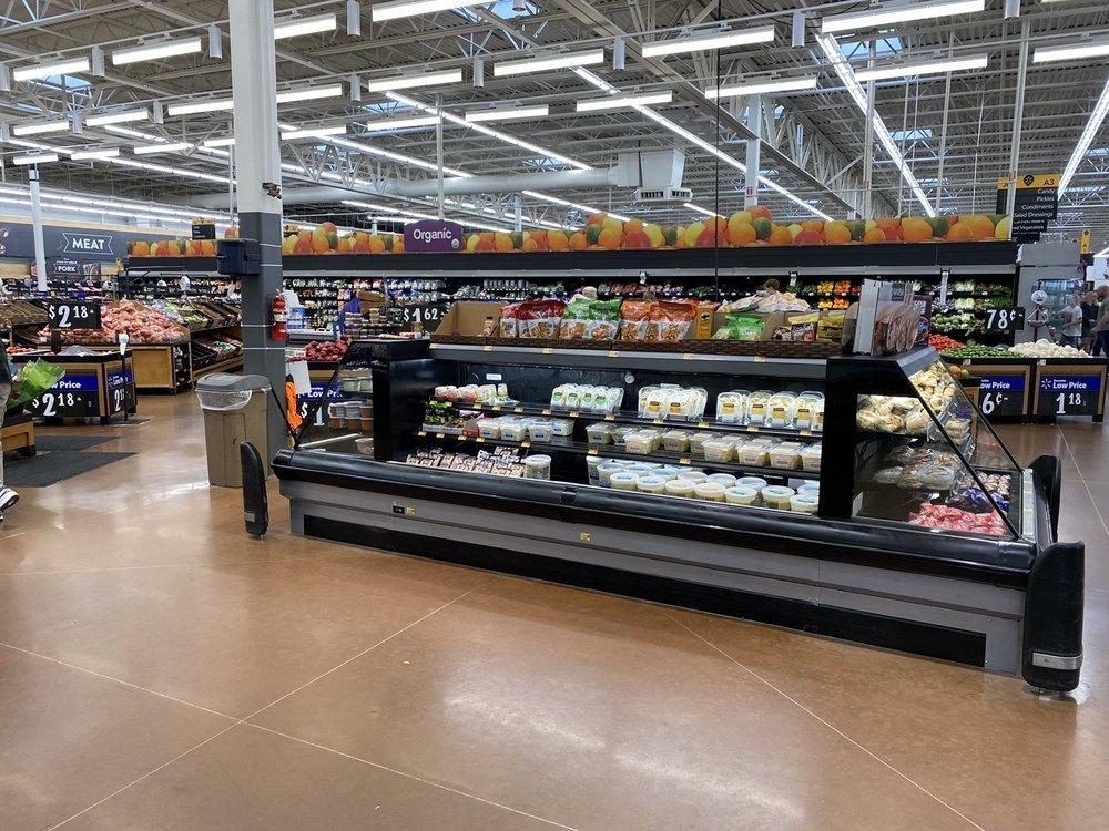 Walmart Supercenter: 2501 West Ave, Rice Lake, WI