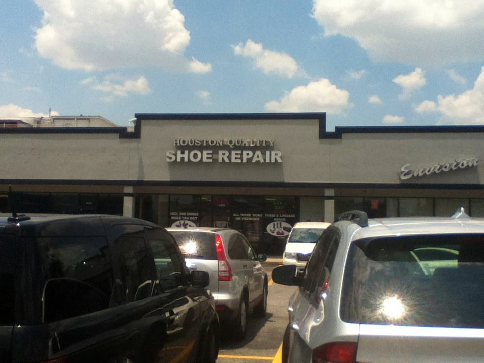 Houston Quality Shoe Repair Houston Tx