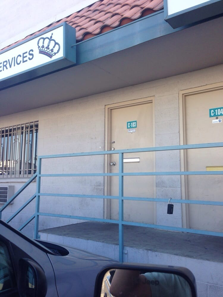 Crown Auto Services Auto Repair 3111 S Valley View