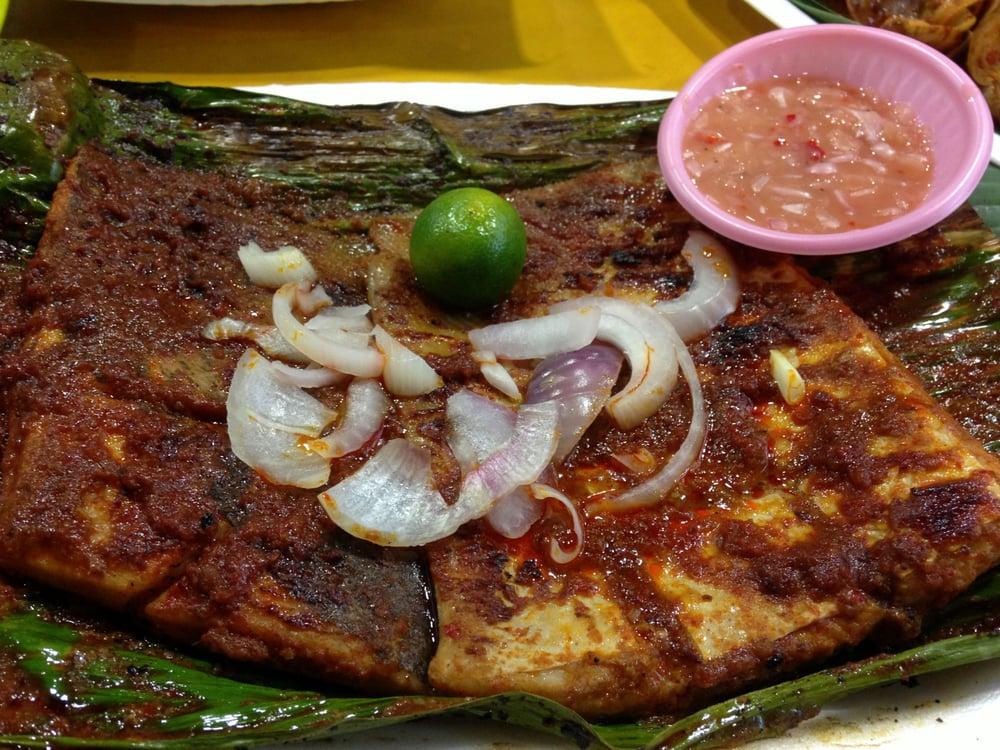 Chomp Chomp Hai Wei Yuan Seafood BBQ Singapore