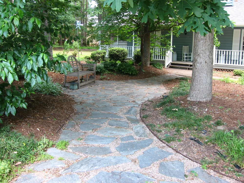 Cat valand landscape design 47 photos landscaping for Landscape design raleigh