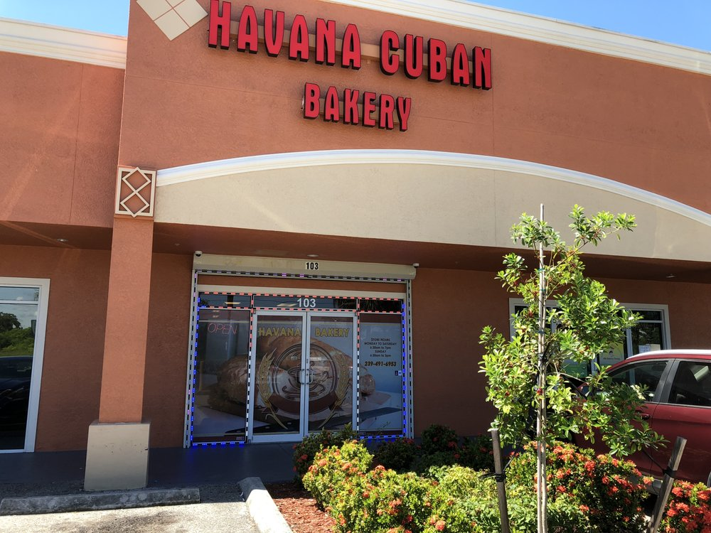 Havana Bakery: 5624 8th St W, Lehigh Acres, FL