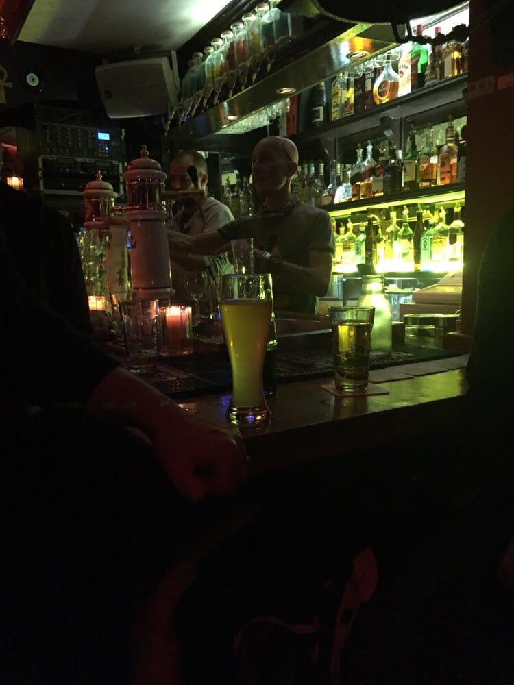 Amsterdam gay bar