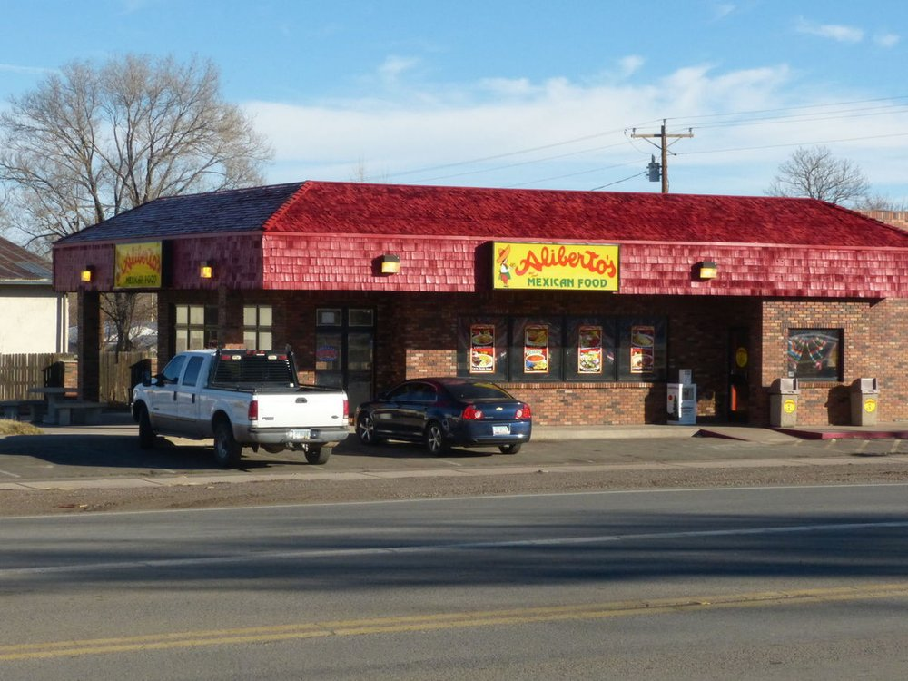 Aliberto's Mexican Food in Eagar Arizona: 11 N Main St, Eagar, AZ