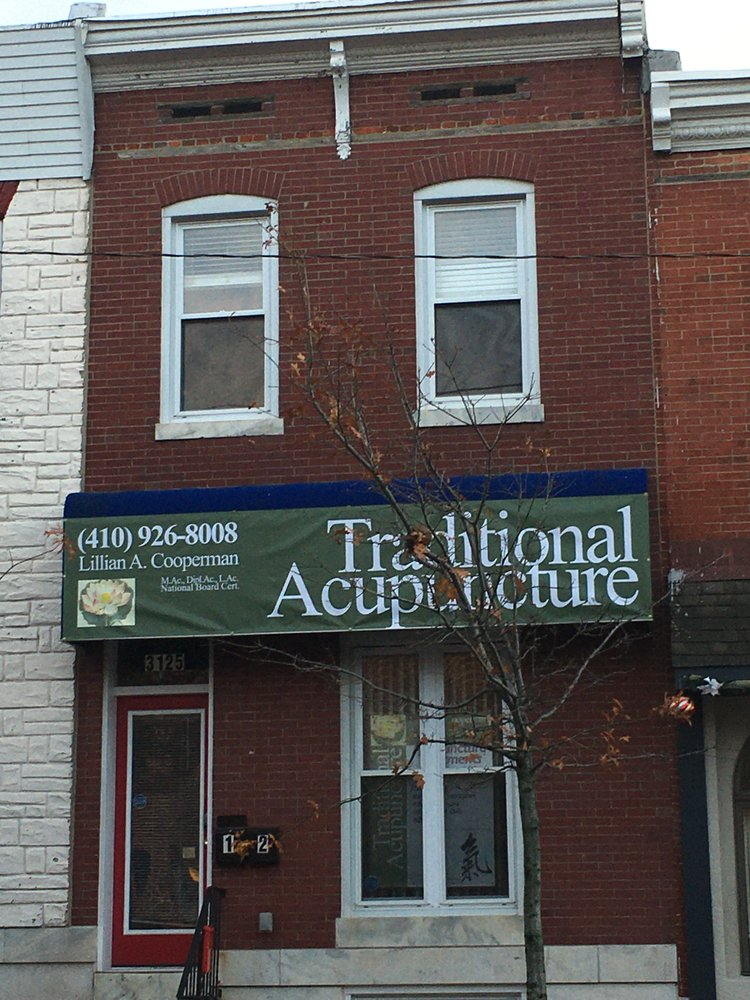 The Traditional Acupuncture Practice of Lillian Cooperman: 3125 Eastern Ave, Baltimore, MD