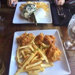 Image result for Hotel Leger Restaurant & Saloon fish and chips