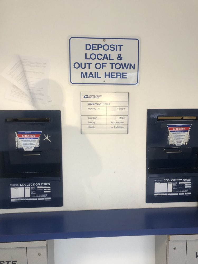US Post Office: 15210 Dino Dr, Burtonsville, MD