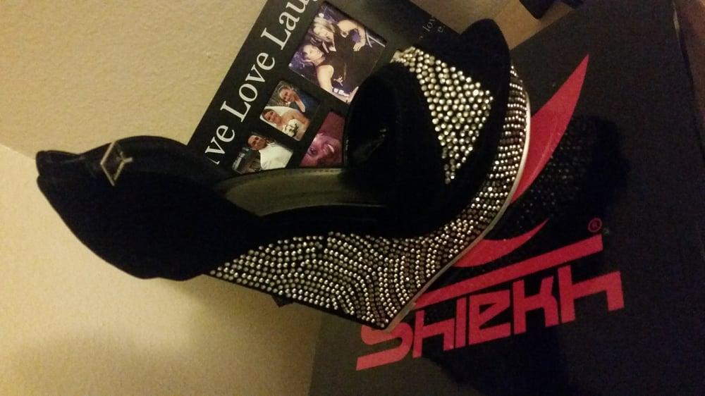 Shiekh Shoes - San Bernardino: 1631 E Highland Ave, San Bernardino, CA