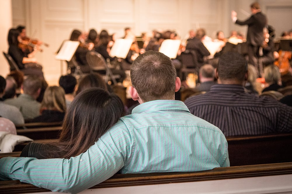 Chicago Philharmonic: 401 S LaSalle St, Chicago, IL