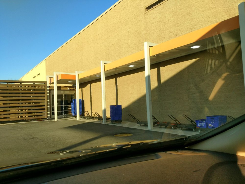Walmart Supercenter: 1011 US Hwy 72 E, Athens, AL