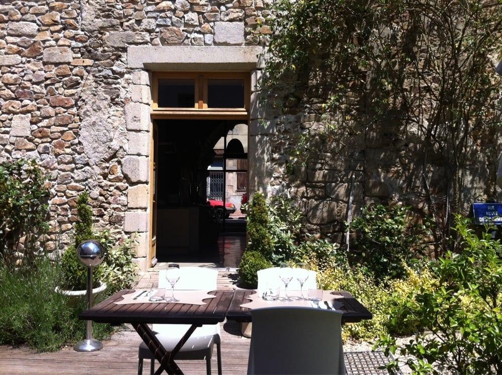 La table du couvent french 15 rue neuve des carmes - La table du bistrot limoges ...