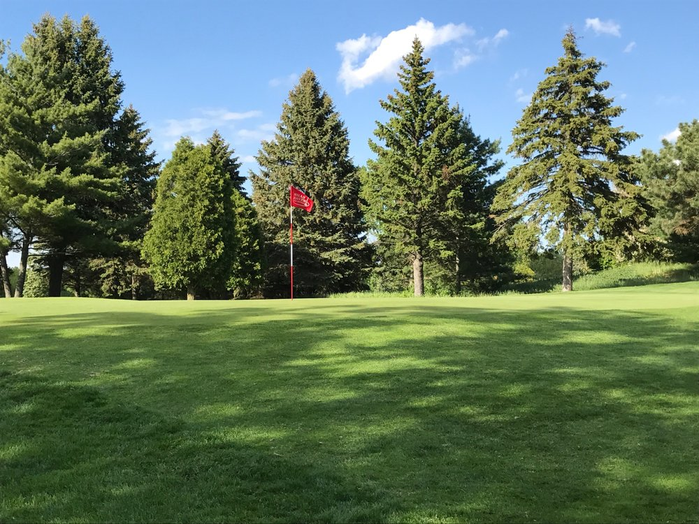 Hilly Haven Golf Course: 5911 County Rd Pp, De Pere, WI