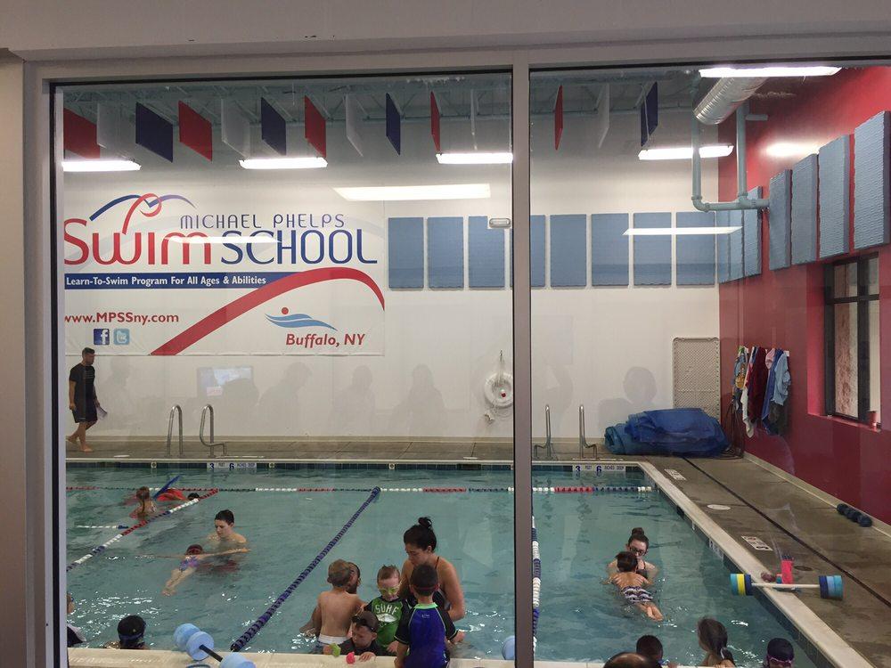 Michael Phelps Swimming - Buffalo: 1590 Hopkins Rd, Buffalo, NY