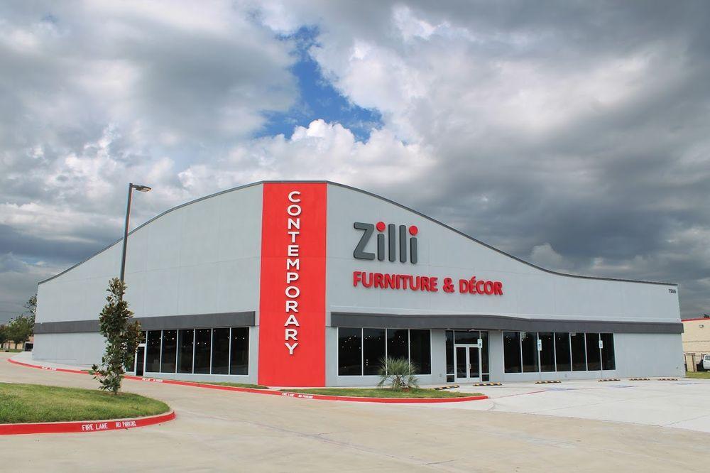 Zilli Furniture: 7265 Central Expy, Plano, TX