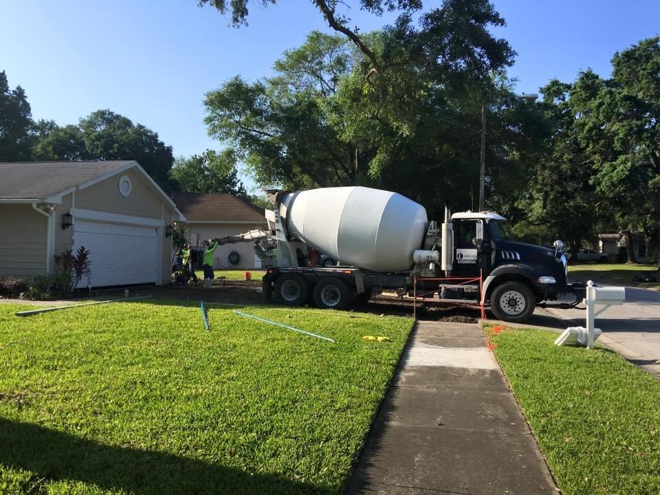 Carroll Bradford Concrete Work Throughout Central Florida