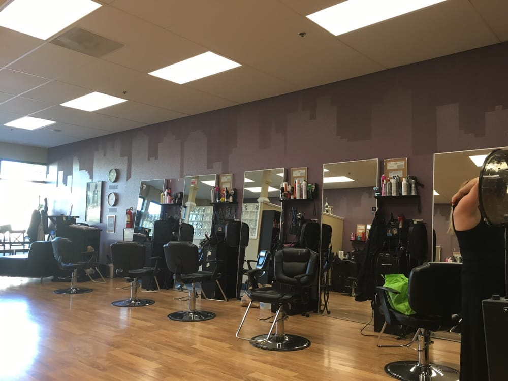 Haircuts Hair Color Mani Pedi Lash Extensions They Do It All