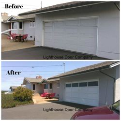 Photo of Lighthouse Door Company - Pacific Grove CA United States. Aluminum door & Lighthouse Door Company - 105 Photos \u0026 21 Reviews - Garage Door ... Pezcame.Com