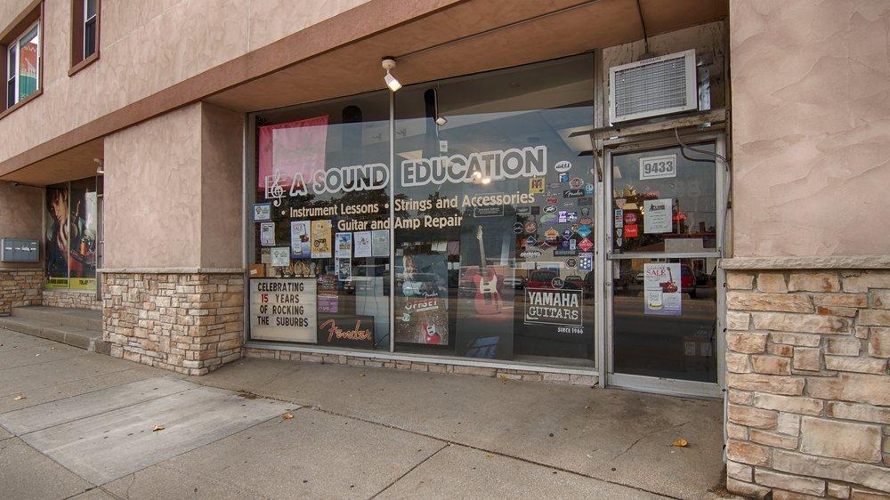 A Sound Education: 9433 Ogden Ave, Brookfield, IL