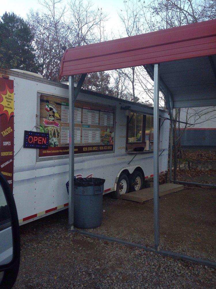 Taqueria Rosita's: 555 New Leicester Hwy, Asheville, NC