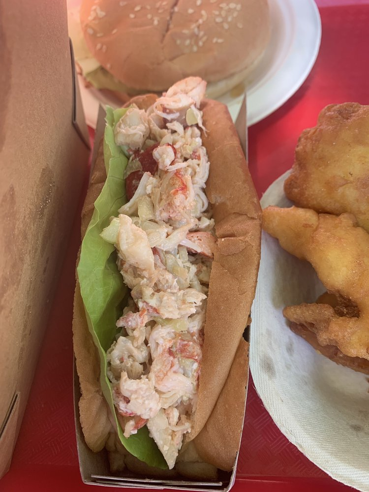 The Clam Digger: 4440-4476 New Brunswick 127, Chamcook, NB