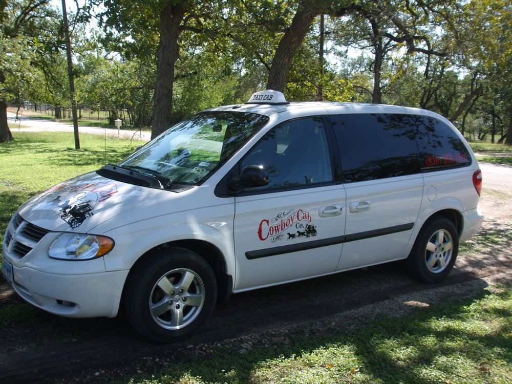 Cowboy Cab Co.: 332 Robindale, Bandera, TX