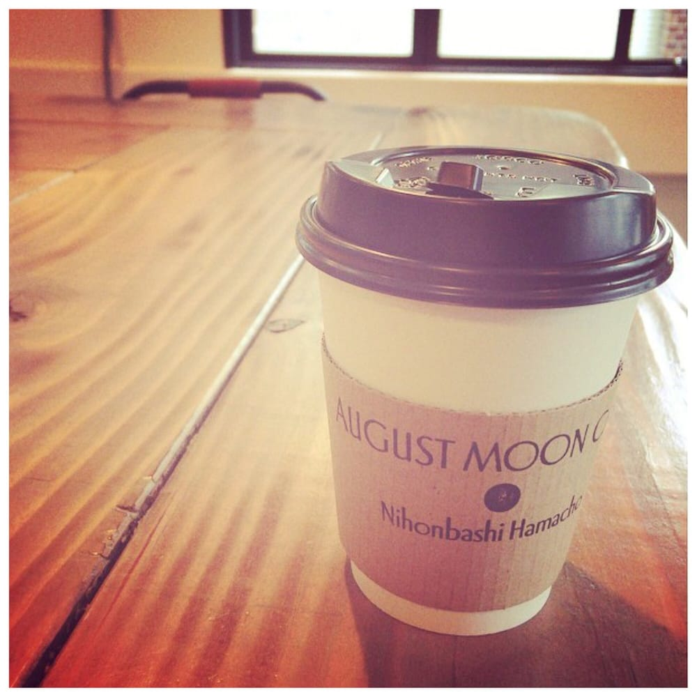AUGUST MOON CAFE