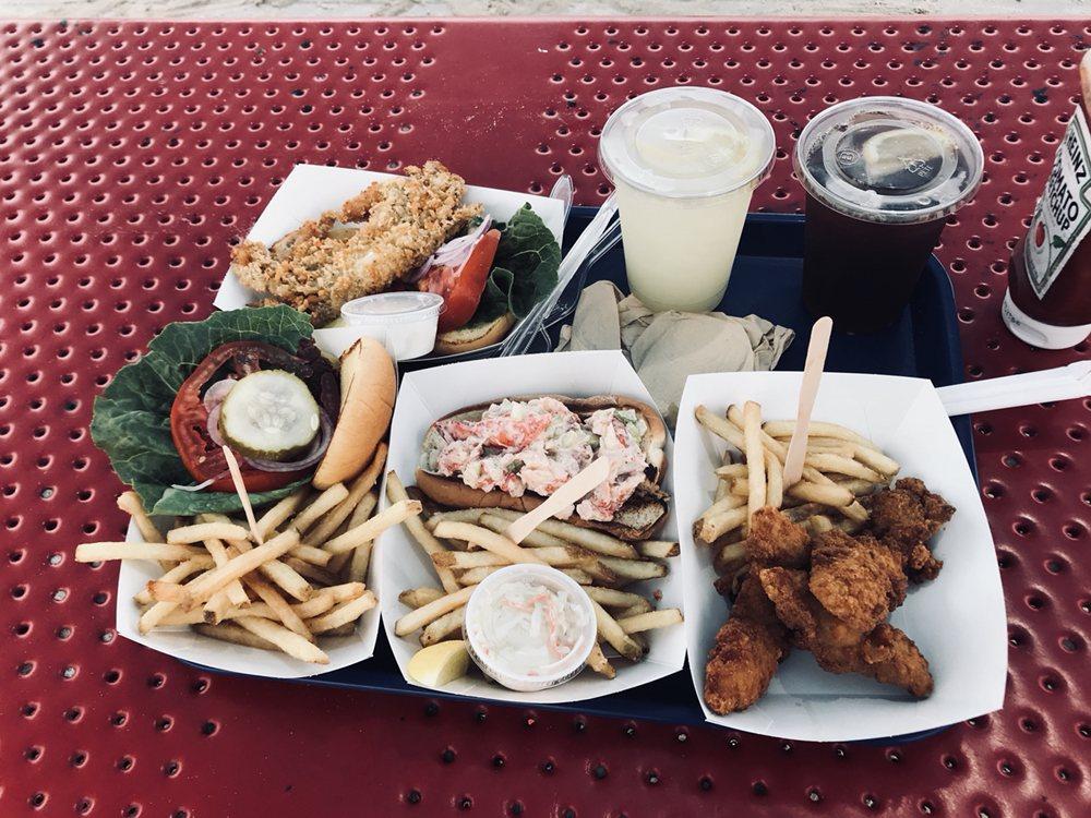 The Snack Shack: 1 Pacific Blvd, Long Beach, NY