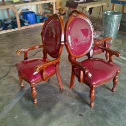 Photo Of Oscaru0027s Upholstery   North Las Vegas, NV, United States. Dinning  Chairs
