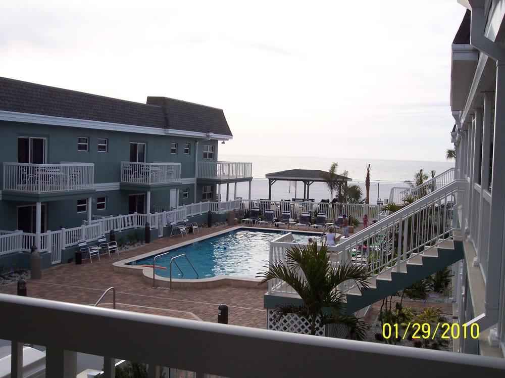 Beachfront Hotels St Pete Fl