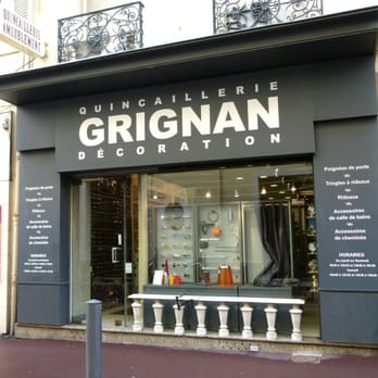 la quincaillerie grignan magasins de bricolage 37 rue grignan palais de justice marseille. Black Bedroom Furniture Sets. Home Design Ideas