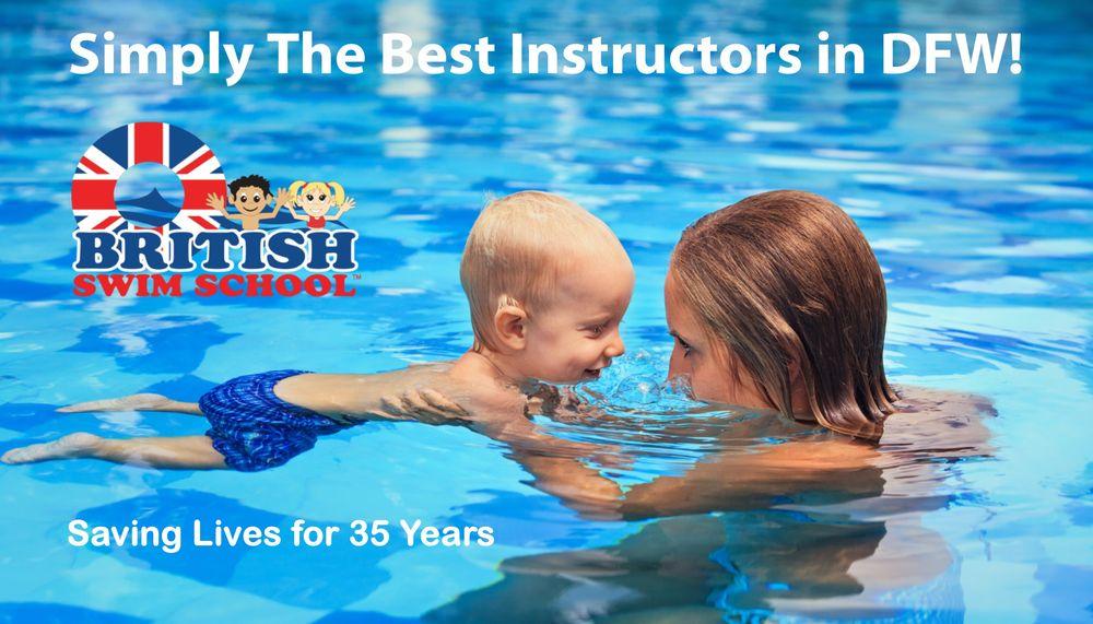 British Swim School: 4401 Lakeview Pkwy, Rowlett, TX