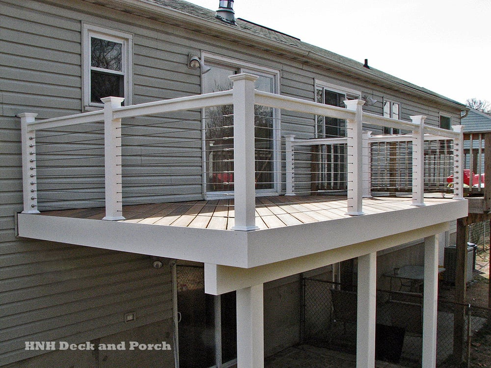 Image Result For Cable Railing For Deck