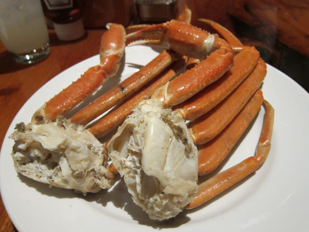 Crab Buffet Eat To Your Crab S Content: The Crab Legs From The All You Can Eat Crab Legs Buffet