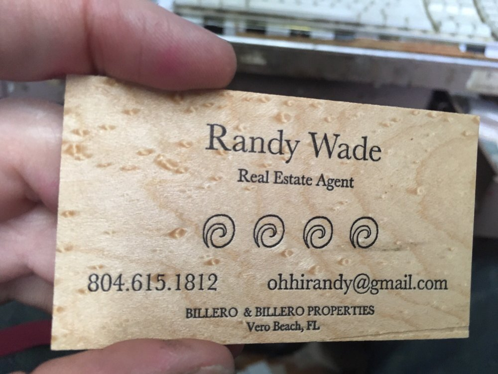 The highest quality, hand-made business cards - Yelp