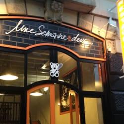 Une semaine sur deux french 3 rue condorcet grenoble for Cuisine 50 rue condorcet