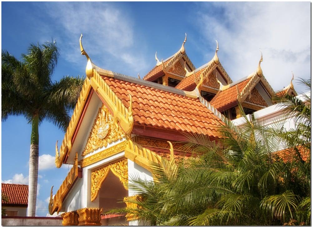 Wat Buddharangsi of Miami