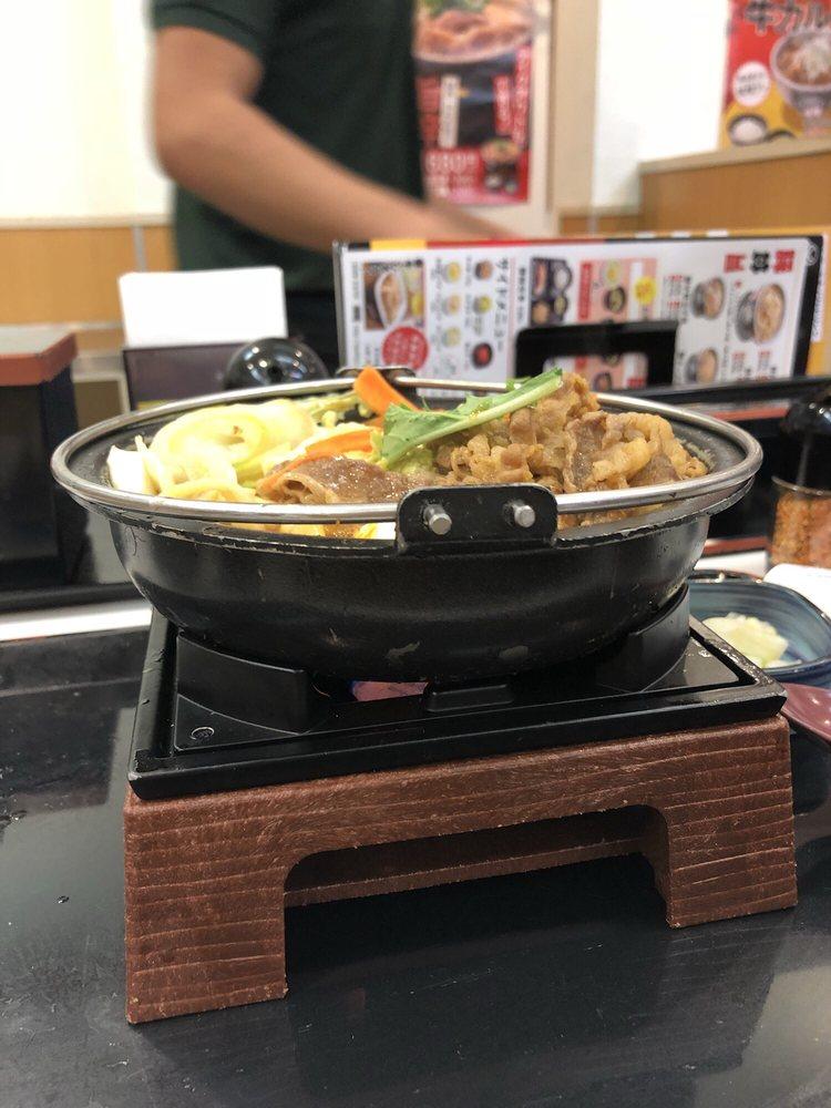 Yoshinoya kyōtoekihachijōguchi