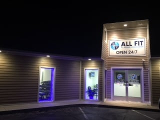 All Around Fitness Center: 1095 Pittsburgh Rd, Valencia, PA