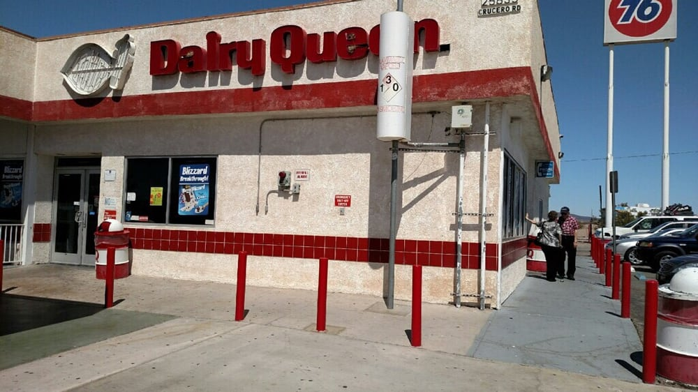 Diesel Gas Stations Near Me >> Dairy Queen - 27 Photos & 59 Reviews - Gas Stations - 25635 Crucero Rd, Ludlow, CA, United ...