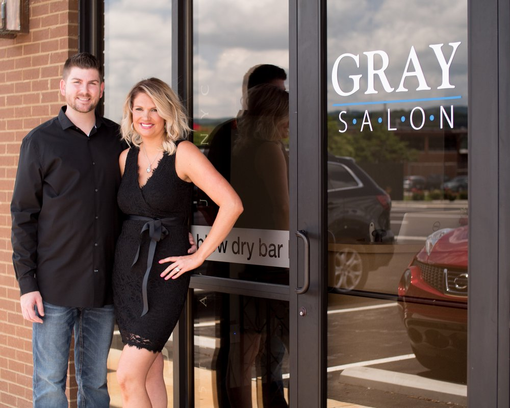Gray Salon And Blow Dry Bar Hair Salons 2010 Southpoint Park Cir