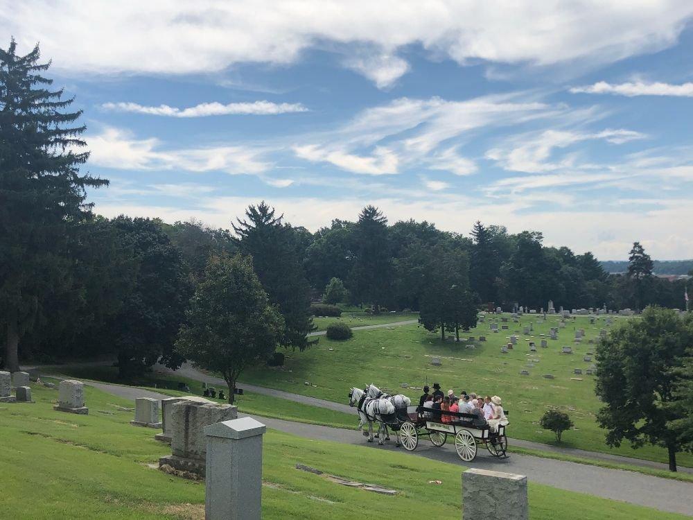 Paxtang Cemetery: 490 N Paxtang Ave, Harrisburg, PA