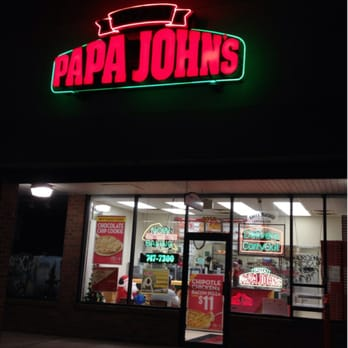 Papa John S Pizza 11 Reviews Pizza 9038 W Broad St Richmond Va Restaurant Reviews