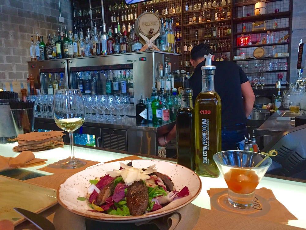 Cibo Wine Bar South Beach Happy Hour