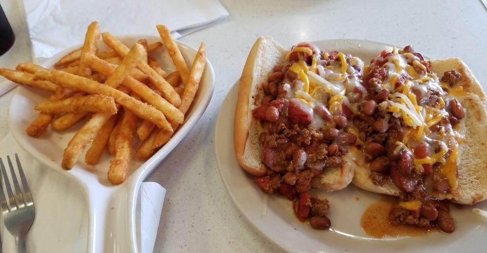 Penny's Diner: 777 W Hwy 21, Milford, UT