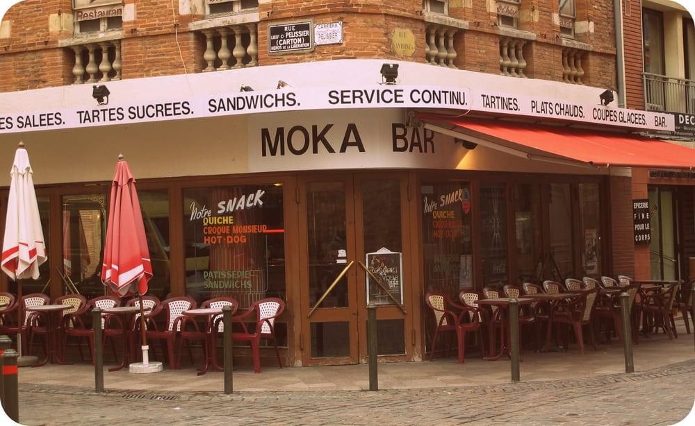 moka bar geschlossen bar toulouse frankreich. Black Bedroom Furniture Sets. Home Design Ideas