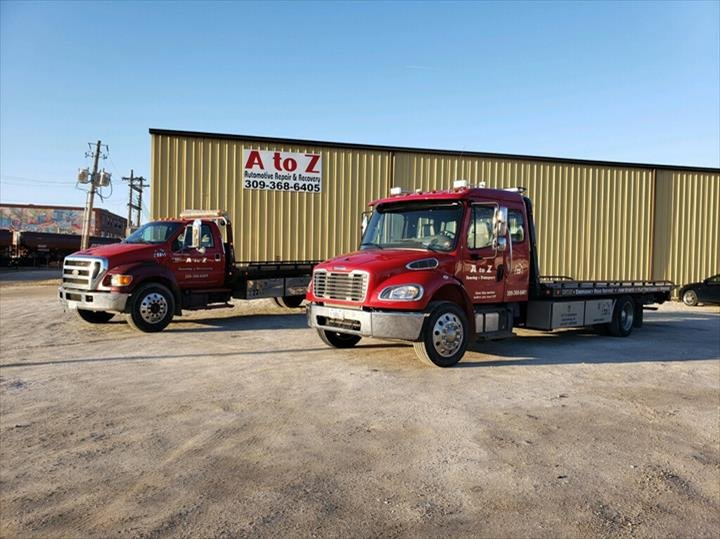 A To Z Towing & Transportation: 217 S Chambers St, Galesburg, IL