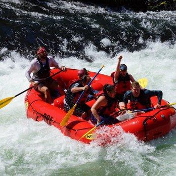 Deschutes River Rafting