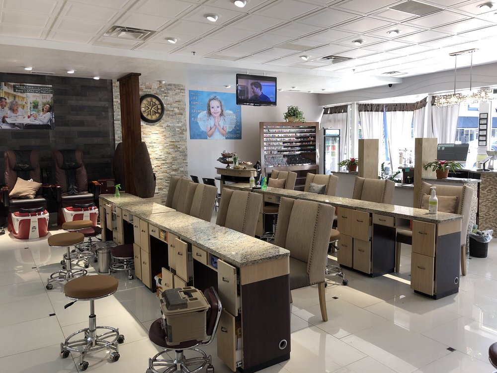 Amazing Nails & Spa: 3655 Roswell Rd NE, Atlanta, GA